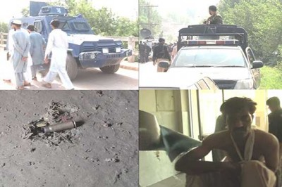Peshawar Police Encounter