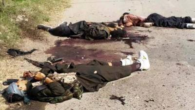 Peshawar Terrorist Killed