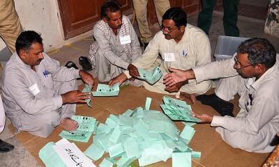 Polling Staff