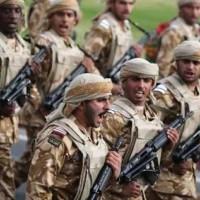 Qatar Soldiers