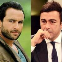 Saif Ali Khan and Shaan