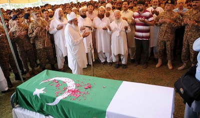 Shaheed Army Officer