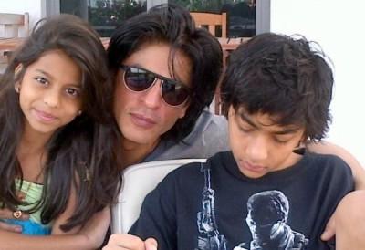 Shahrukh Khan Children