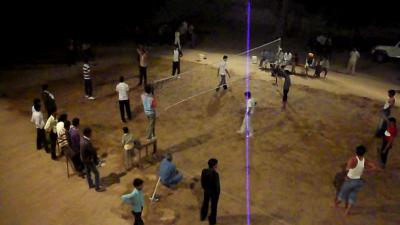 Shooting Bal Tournament
