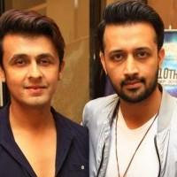 Sonu Nigam and Atif Aslam