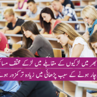 Students Boys and Girls