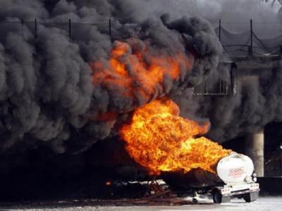 Sudan  Oil Tanker Explosion