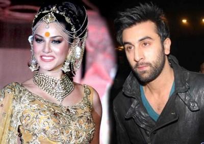 Sunny Leone And Ranbir Kapoor