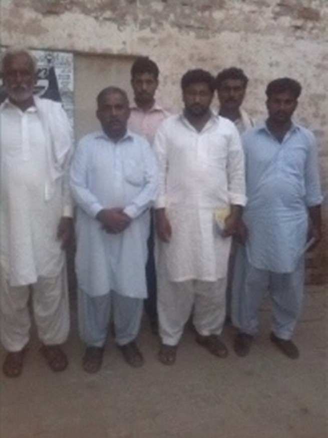 Syed Mubarik Ali Shamsi News
