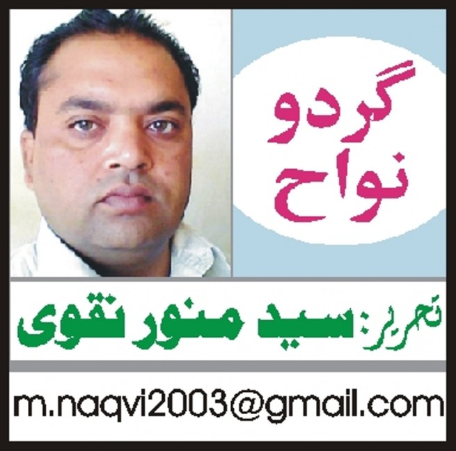 Syed Munawar Naqvi