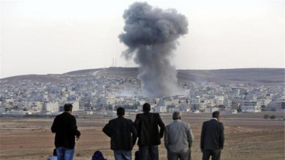 Syrian Government  Air Strikes