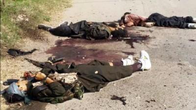 Terrorist Killed