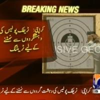 Traffic Police– Breaking News – Geo