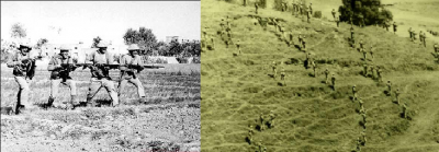 Wagah Border War 1965