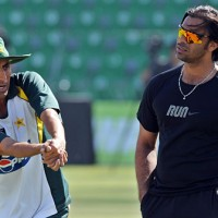 Younas Khan and Shoaib Akhter
