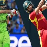Zimbabwe Pakistan Series