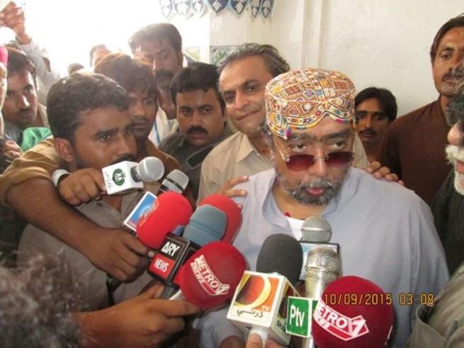 Jam Mashooq Ali Bhit Shah Dargah  Attendance