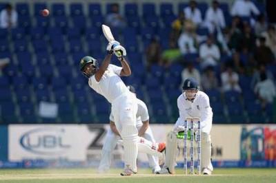 Abu Dhabi Test