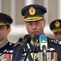 Air Chief Sohail Aman