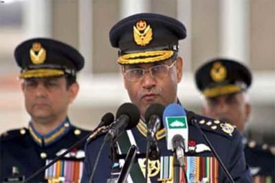 Air Chief Sohail Aman