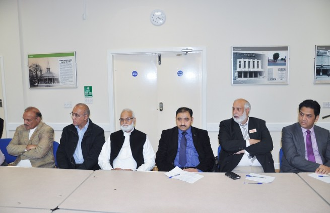All Parties Kashmir Conference Birmingham United Kingdom