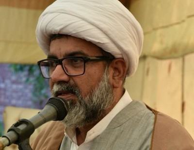 Allama Raja Nasir Abbas Jafri