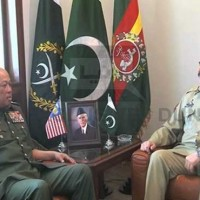 Army Chief Raheel and General Tan