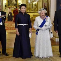 Chinese President, United Kingdom Visit