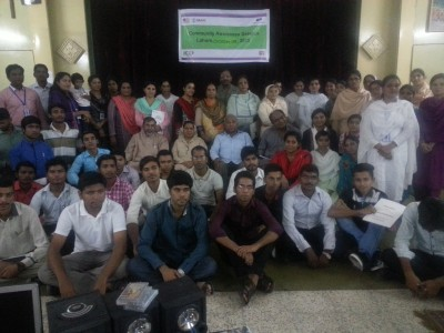 Community Awareness Sessions