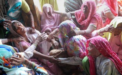 Dalit Families
