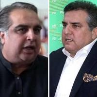 Daniyal Aziz and Imran Ismail