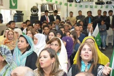 Defence Day Pakistan, Program Paris