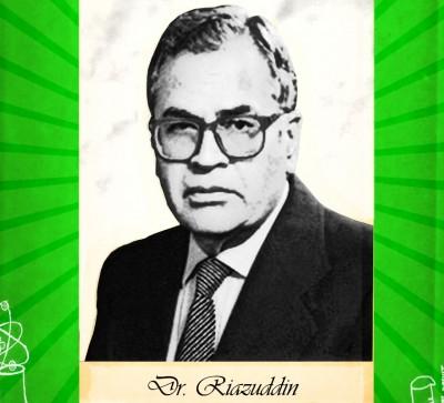 Dr. Riaz Uddin