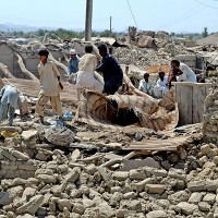 Earthquake 2005