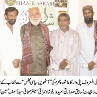 Eighth political Majlis Group Poto