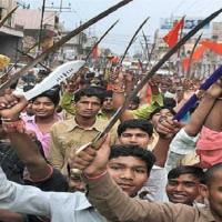 Extremist Hindu Group Shiv Sena