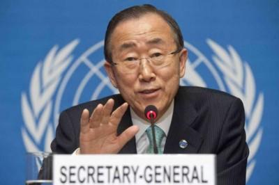 General Ban Ki-moon