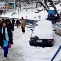 Gilgit Baltistan Snow