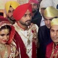 Harbhajan Singh Geeta Basra marriage