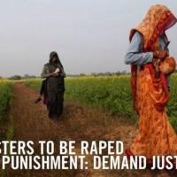 India Rape Girls