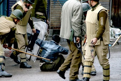 Indian Forces in Kashmir