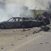 Iraq Bomb Explosions