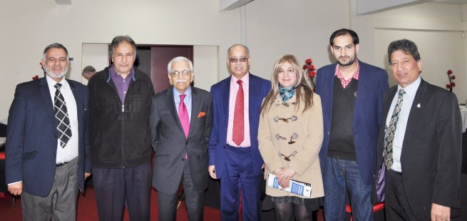 Jammu Kashmir Self Determination Movement, Europe UK