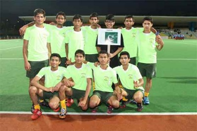 Junior Hockey Team