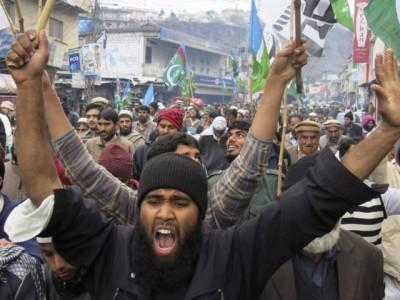 Kashmiris  Self Determination