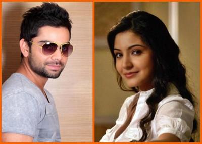 Kohli And Anushka