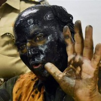 Kulkarni Face Black