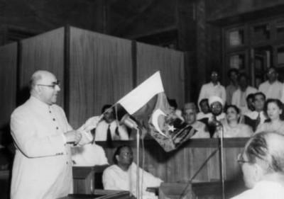 Liaquat Ali Khan Speech