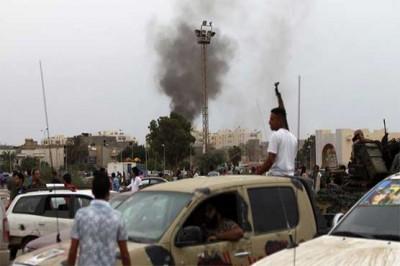 Libya Attack