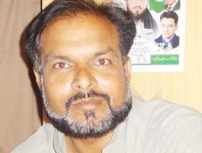 Malik Asfaq Awan Buter
